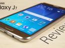 Samsung ra mắt smartphone Galaxy J5 và Galaxy J7