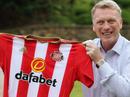 Moyes chính thức tái xuất ở Premier League