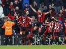 Bournemouth - Liverpool 4-3: Ngược dòng điên rồ!