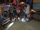 Vụ xe chở công nhân bị lật: 14 người đã xuất viện