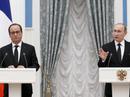 Tổng thống Pháp công kích ông Putin