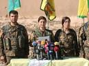 """Phiến quân Syria phát động chiến dịch tái chiếm """"thủ đô"""" IS"""