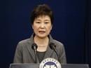 """Tổng thống Hàn Quốc nhờ quốc hội """"chọn ngày từ chức"""""""
