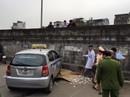 Vụ taxi tông 2 bà cháu thương vong: Nhân viên bãi xe gây tai nạn