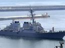 Việt Nam lên tiếng về việc tàu hải quân Mỹ có mặt ở Hoàng Sa