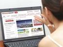 """Ấn tượng với giao dịch trực tuyến """"0 đồng"""" của Techcombank"""