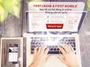 Techcombank gia tăng tiện ích từ dịch vụ Ngân hàng điện tử