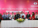 Techcombank và PVI ký kết hợp tác