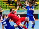 Thái Lan chia tay World Cup futsal sau trận cầu 21 bàn thắng