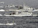 Trung - Nhật làm dậy sóng Hoa Đông