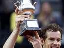 Murray làm nóng French Open