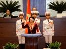 Nữ Chủ tịch Quốc hội tuyên thệ nhậm chức