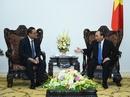 Thủ tướng nói về Biển Đông khi tiếp tướng Trung Quốc, Indonesia