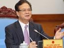 Thủ tướng điều chỉnh công tác một số thành viên Chính phủ