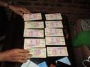 Hàng ngàn tờ tiền giả được cung cấp từ Trung Quốc