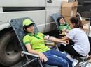 2.000 lượt công nhân tham gia hiến máu