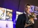 Ronaldo đoạt giải thưởng Quả bóng vàng 2016