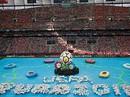 Khai mạc Euro 2016: 30 phút rực rỡ sắc màu tại Stade de France