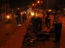 Thanh niên ngã ra đường, bị xe tải cán chết