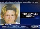 Mỹ: Chồng suýt mất mạng vì uống bia của vợ