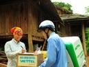 Viettel Post tiếp nhận bưu phẩm qua cửa hàng giao dịch Viettel