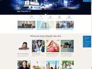 Sacombank ra mắt giao diện mới website