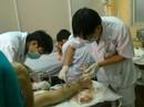 Một công nhân thoát cảnh cưa chân vì xương dập nát
