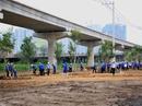TP HCM mở rộng mảng xanh quanh khu vực cầu Sài Gòn