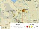 Mỹ: Bang California hứng 250 trận động đất trong 3 ngày