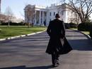"""Chiêu """"độc"""" của nhiếp ảnh gia theo sát ông Obama"""