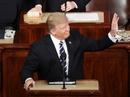 Bài phát biểu đầu tiên của ông Trump tại Quốc hội