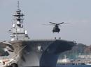 Nhật Bản định đưa tàu chiến lớn nhất tới biển Đông