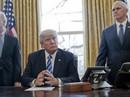 """Ông Trump gọi điện cho hai tờ báo """"đưa tin giả"""" phàn nàn vụ Trumpcare"""