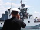 Nga đưa tàu khu trục mang tên lửa đến bờ biển Syria