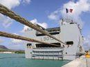 Tàu Pháp mắc cạn, cuộc tập trận lớn ở Guam tạm hoãn