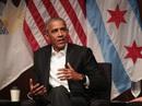 """Ông Obama: Các nước thịnh vượng không nên """"trốn sau bức tường"""""""