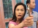 Tự xưng là nhà báo, người phụ nữ lăng mạ CSGT