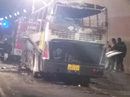 Tài xế xe buýt Trung Quốc phóng hỏa giết 13 người