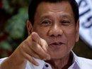 Ông Duterte nói không hề biết Mỹ hỗ trợ chống phiến quân