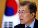 """Lần đầu thăm Mỹ, tổng thống Hàn Quốc cậy nhờ """"trùm chaebol"""""""