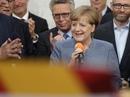 Đức: Bà Merkel chiến thắng nhiệm kỳ thủ tướng thứ tư