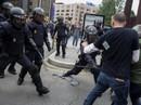 """Hơn 840 người bị thương, Catalonia """"có quyền độc lập"""""""