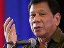 Tỉ lệ ủng hộ Tổng thống Duterte sụt giảm
