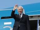 Tổng Bí thư Nguyễn Phú Trọng lần đầu thăm Indonesia