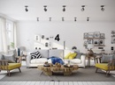 Scandinavian, phong cách mới cho không gian phòng khách