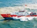 Sà lan chở vật liệu cùng 3 thuyền viên chìm ở Bạch Long Vĩ