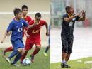 Cha con ở Giải U17 quốc gia