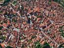 Thị trấn được bao phủ bởi 72.000 tấn kim cương