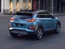 """Hyundai """"nhá hàng"""" SUV cỡ nhỏ Kona 2018"""