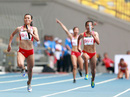 Sức mạnh của nữ vận động viên